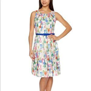 Eva Franco Key Dress Sz 2